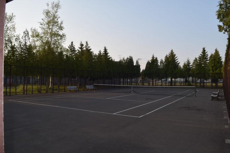 丘珠公園テニスコート