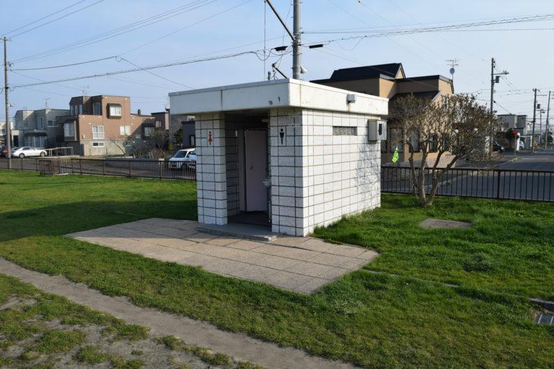 男女別トイレ