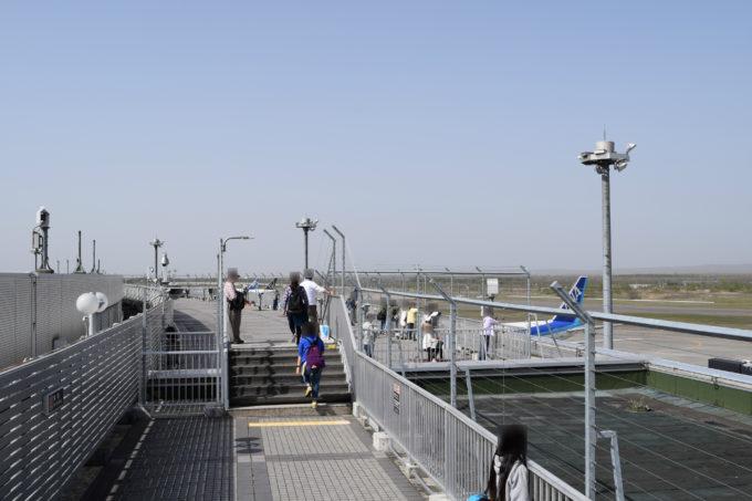 新千歳空港展望デッキ
