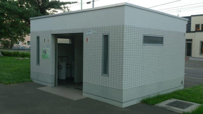 男女別トイレ・バリアフリートイレ