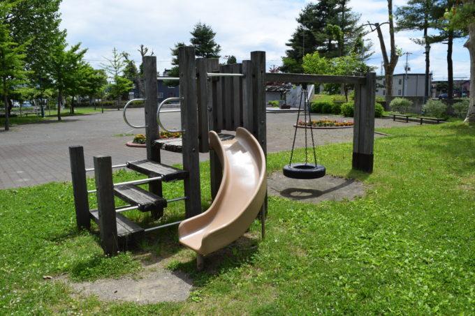 木製コンビネーション遊具