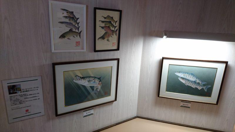 ボールペンアーティスト「武内朋之」氏による作品の数々