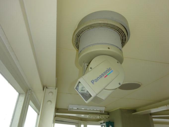 パナソニック製のネットワークカメラ