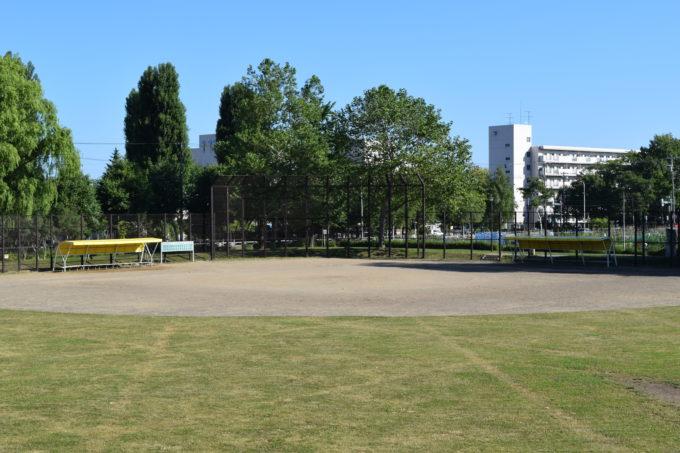 伏古公園野球場