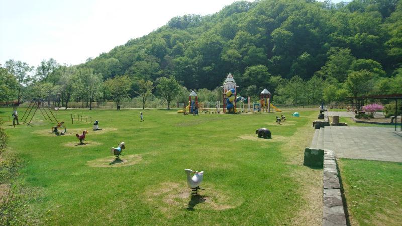本別公園コンビネーション遊具