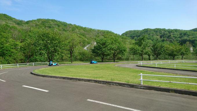 本別公園交通公園コーナー