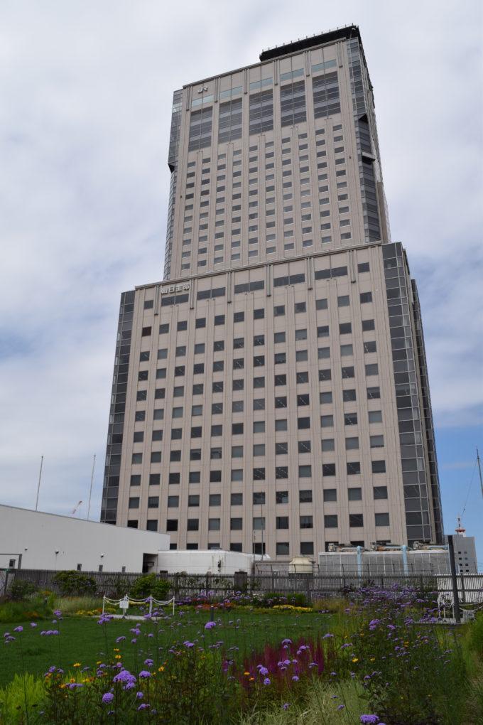 JRタワー高層階