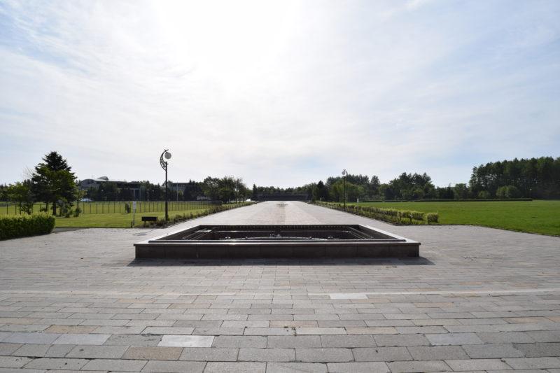 川下公園カナール・壁泉・噴水