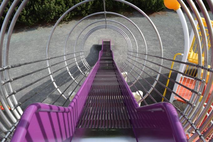 一番長い滑り台