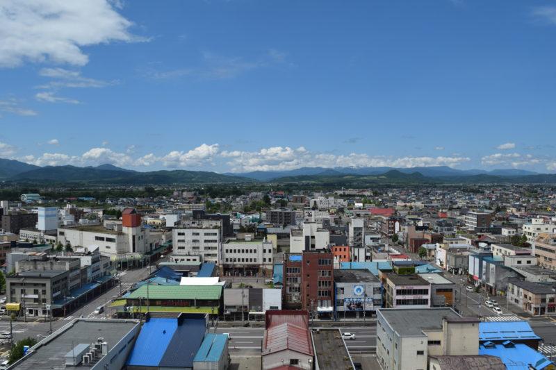 新十津川町方面