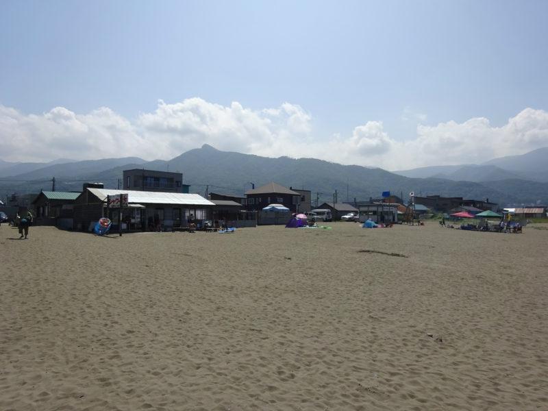 銭函海水浴場