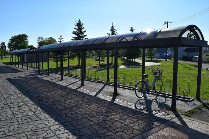 忠和公園駐輪場
