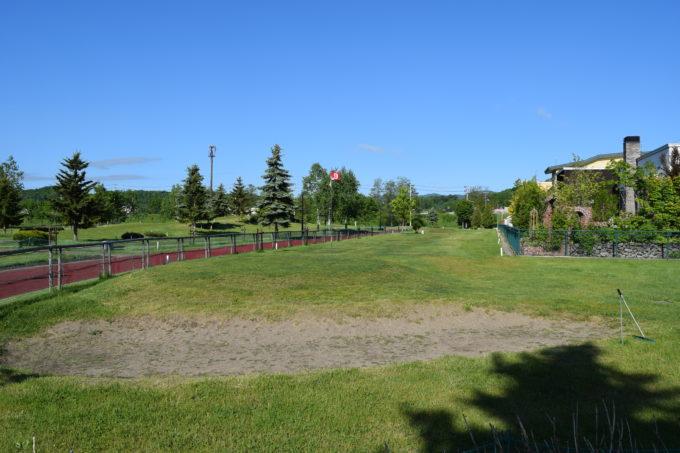 忠和公園パークゴルフ場