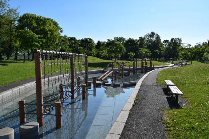 旭川市で水遊びができる公園一覧
