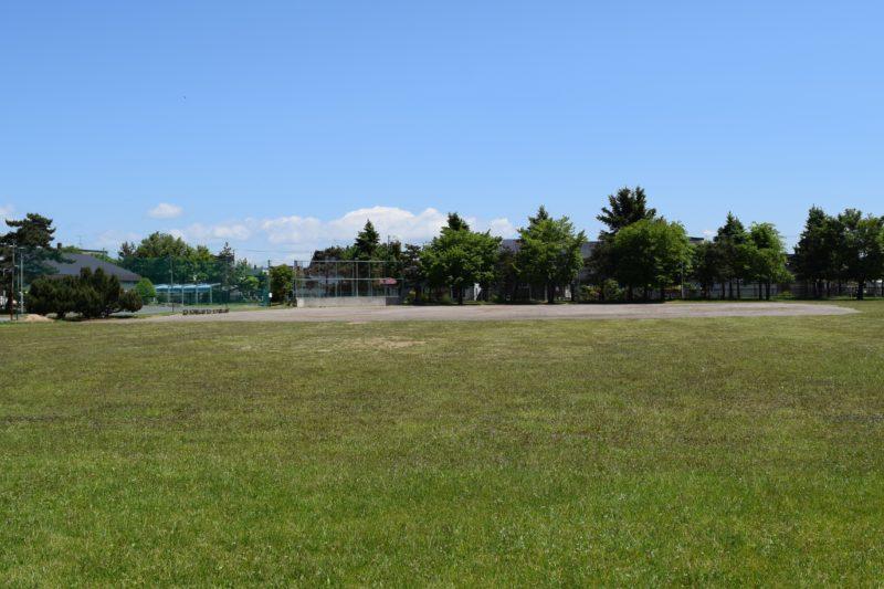 新富公園野球場
