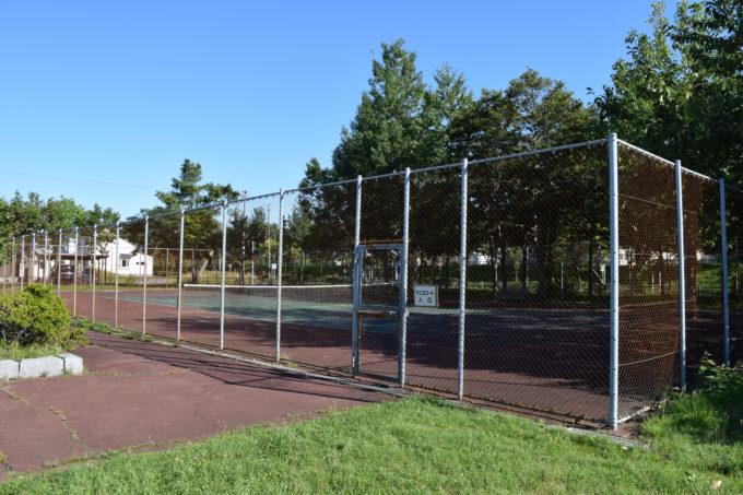 芦野1号公園テニスコート