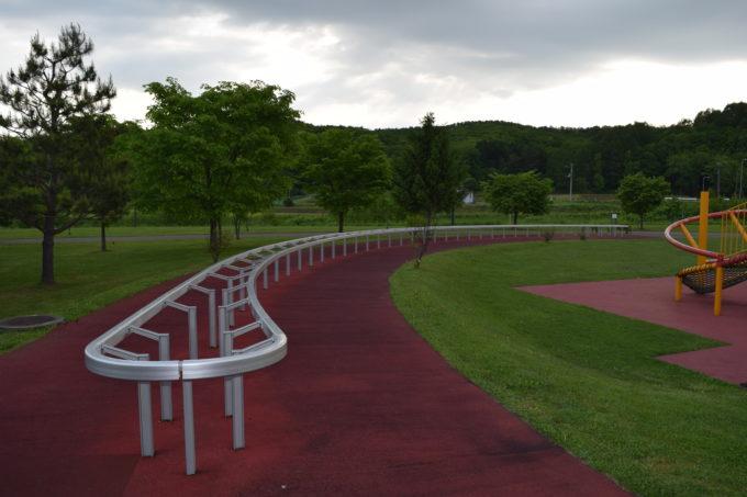 ジョギングレール