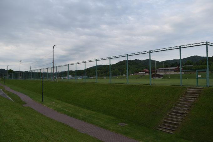 カムイの杜公園テニスコート