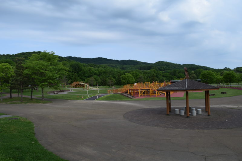 カムイの杜公園わんぱく広場