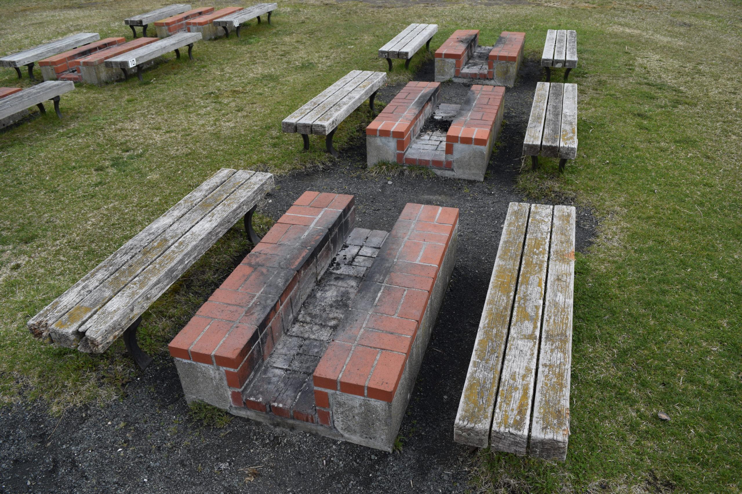 釧路市内でバーベキューができる炊事広場のある公園・緑地の一覧