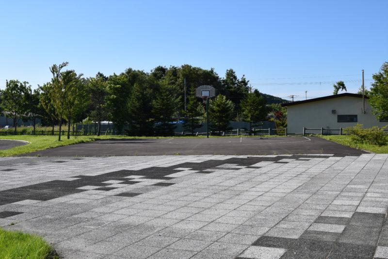 ストリートバスケットコート