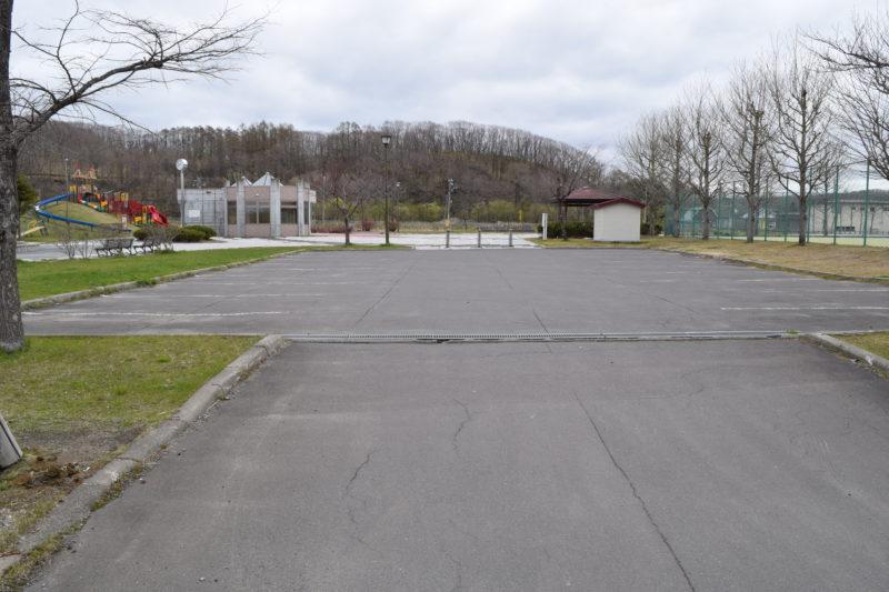 とおや恵公園駐車場