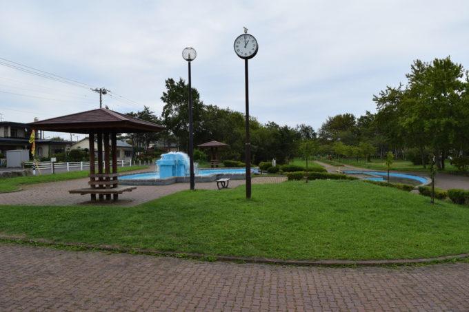 柳町公園噴水