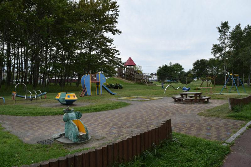 柳町公園遊具広場