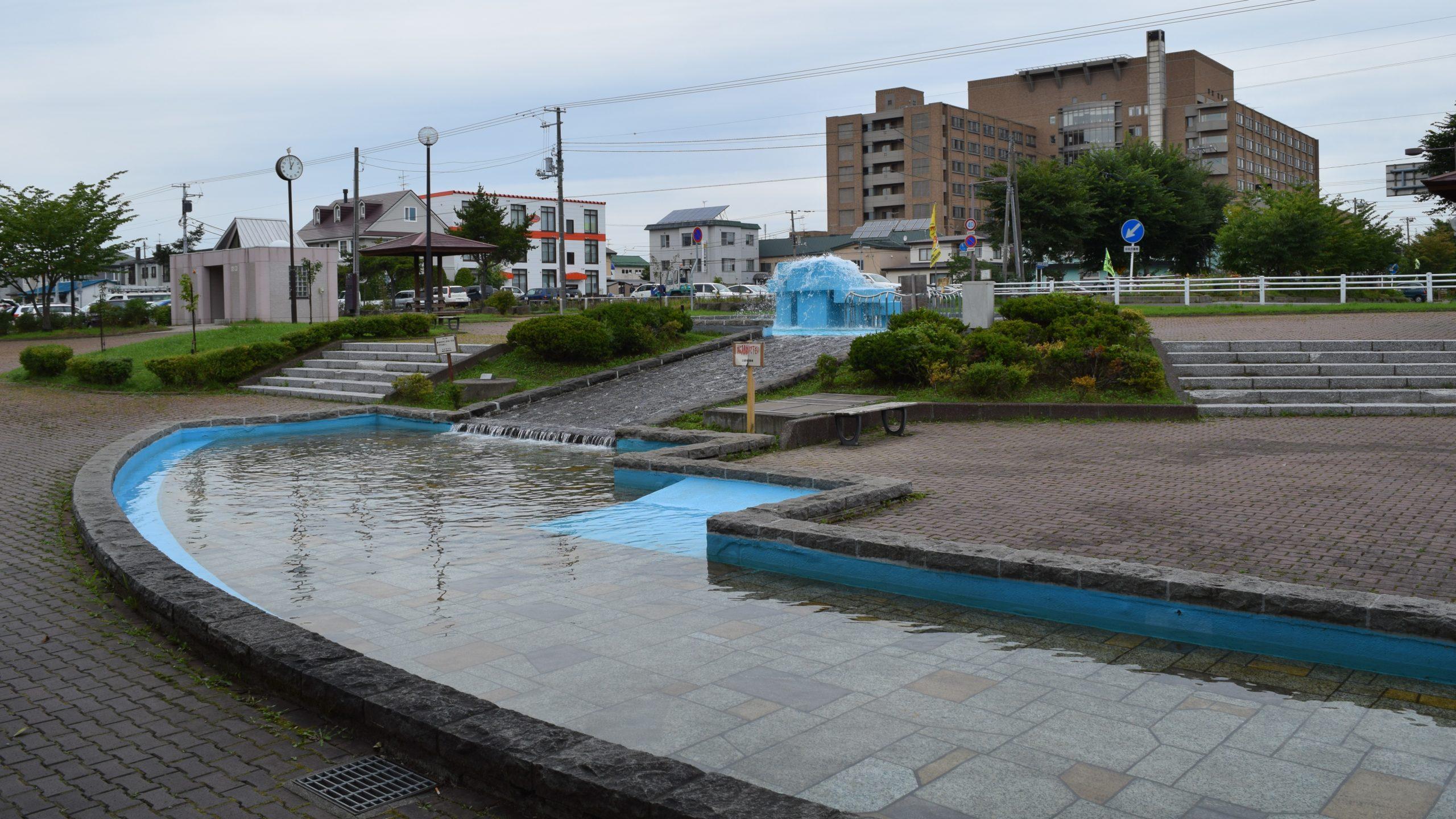 釧路柳町公園