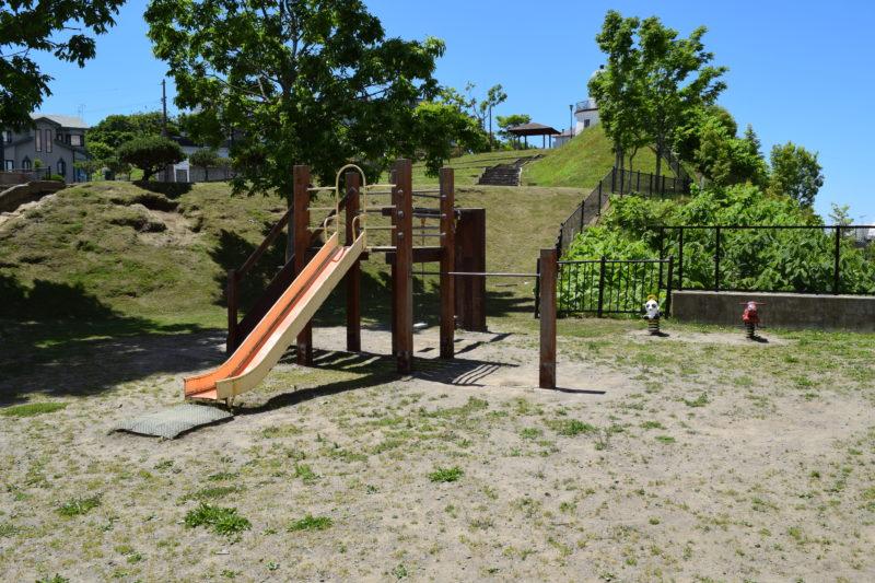 米町公園遊具