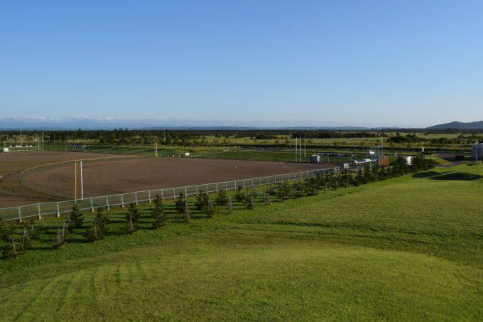 釧路大規模運動公園ソフトボール場