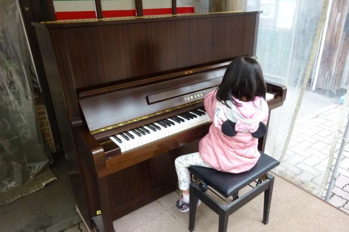 小樽サンモール一番街ピアノ