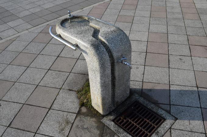 水飲み場・手洗い場。
