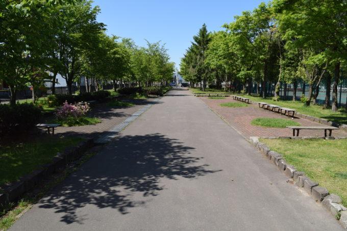 末広中央公園コミュニティ広場