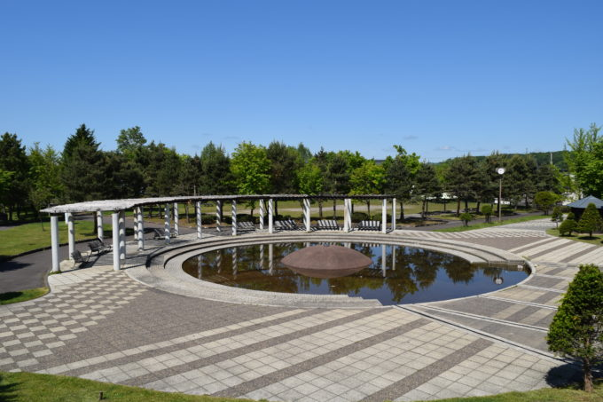 末広中央公園水の広場