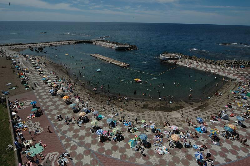 道南の海水浴場・ビーチ一覧