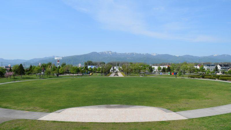 北海道石狩市の公園・緑地一覧