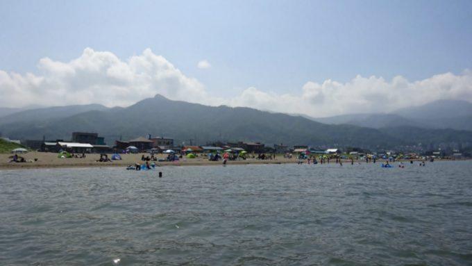 札幌市周辺・道央の海水浴場・ビーチ一覧