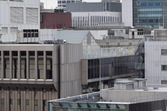 東急百貨店さっぽろ店の屋上にある「ちびっこ広場」