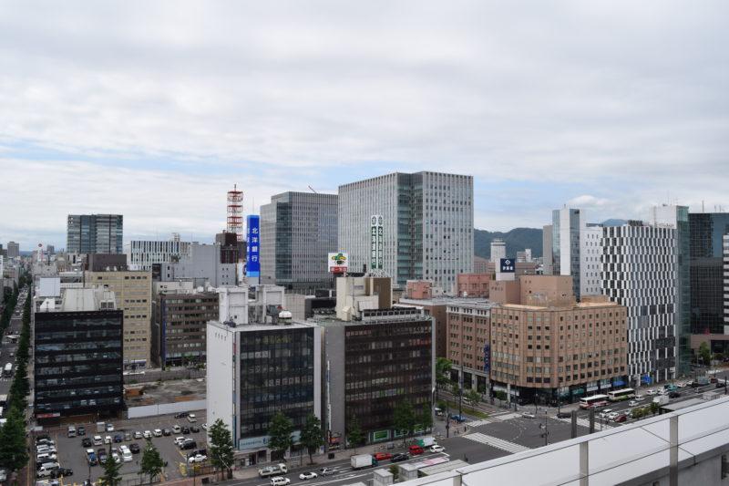 札幌駅前南口エリア
