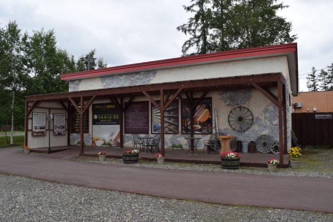 花畑牧場ラクレット熟成庫