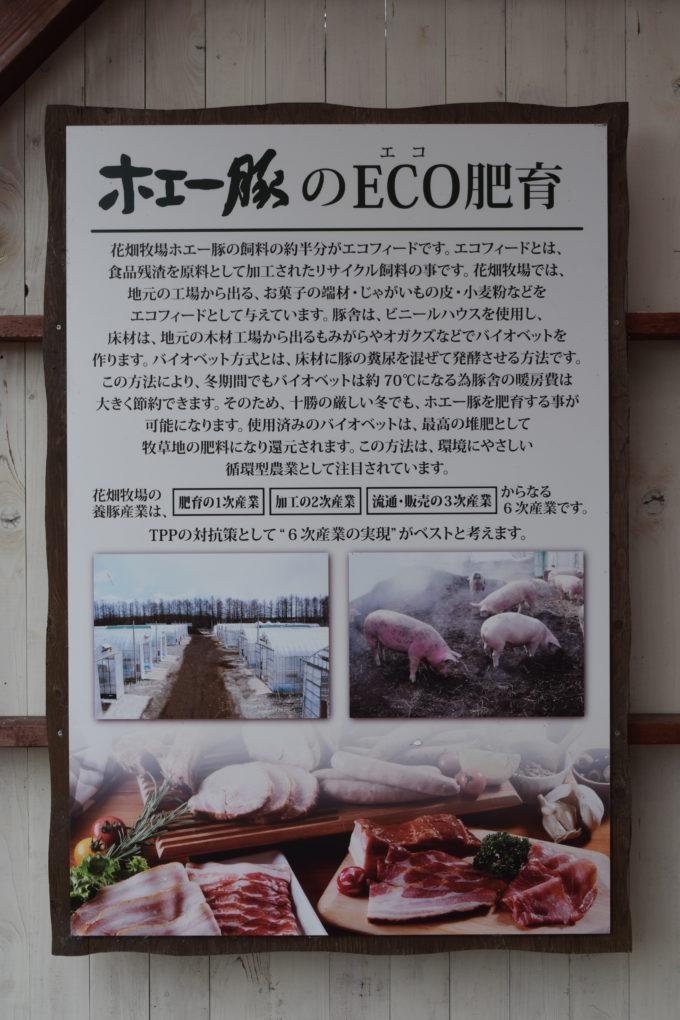 ホエー豚のECO肥育
