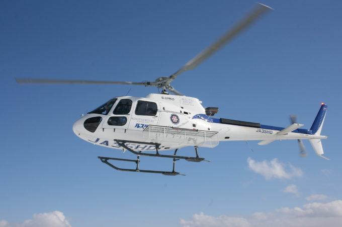 北海道のヘリコプター遊覧飛行・観光遊覧一覧