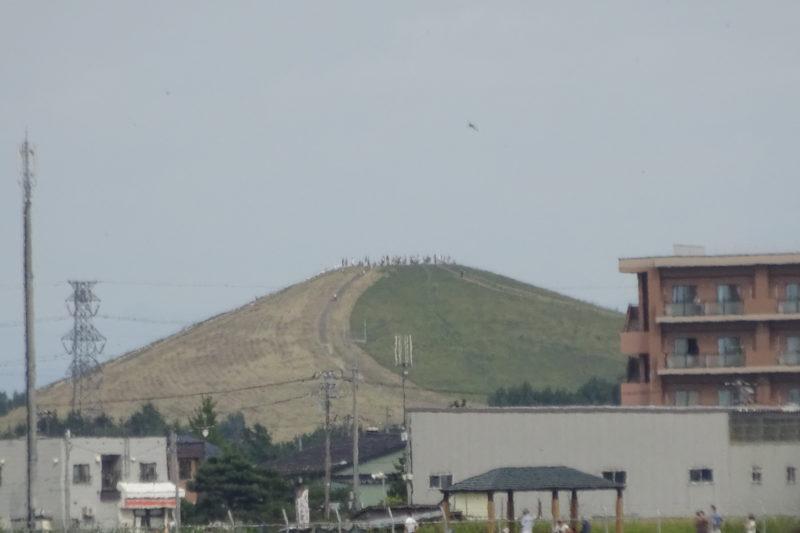モエレ沼公園モエレ山