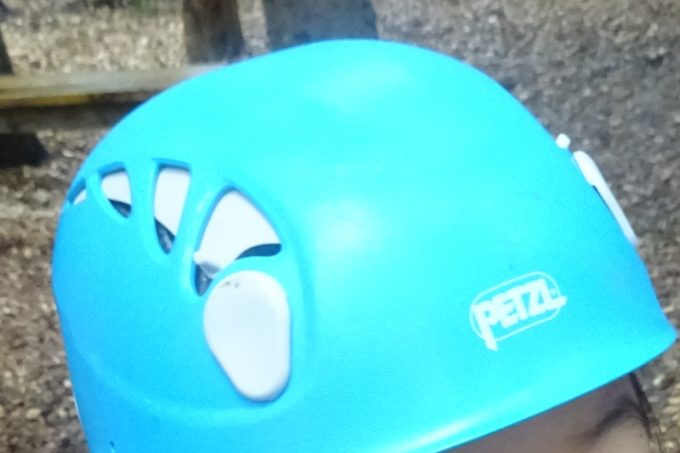 ペツル(PETZL)のヘルメット