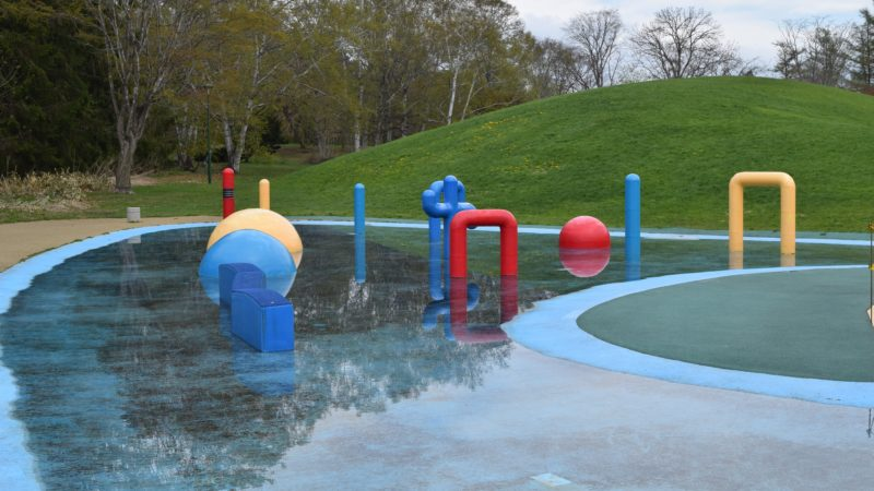 帯広市で水遊びができる公園一覧