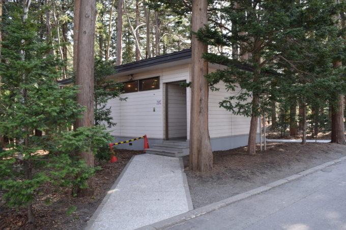 北海道神宮第2トイレ