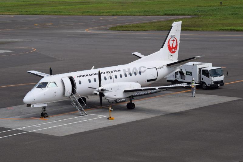 JAL機「JA02HC」