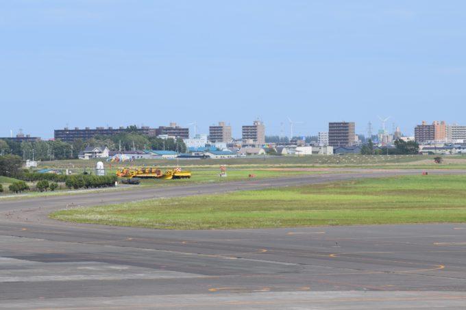 丘珠空港緑地みなみかぜ広場(みなみかぜ公園)