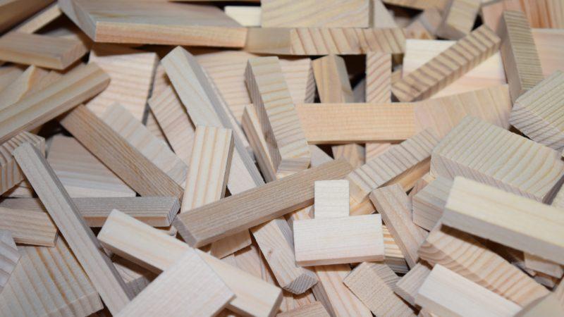 自由研究に使えるホームセンターの「木端材詰め放題」